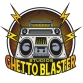 Ghetto Blaster / Branding / Mexico City